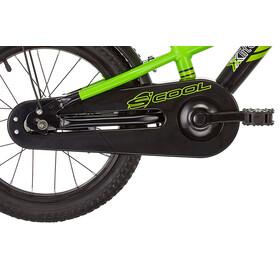s'cool XXlite 16 - Vélo enfant - alloy vert